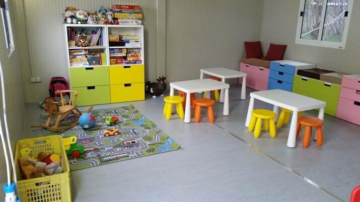Photo of Mother-Child centre opens at Ventimiglia Migrant Camp