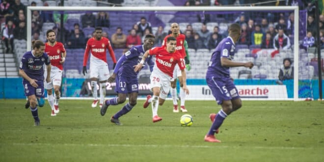 Toulouse vs AS Monaco