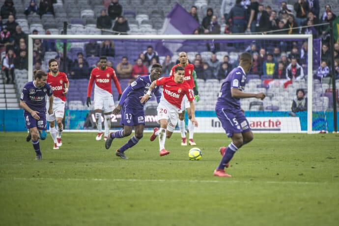 Toulouse vs AS Monaco