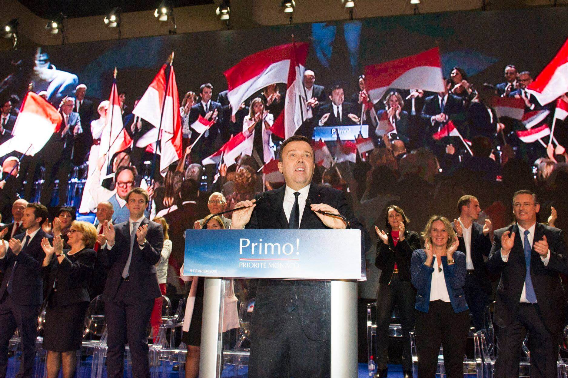 Photo of Monaco Election Results: Stephane Valeri and Primo! Sweep 21 out of 24 Seats in the National Council