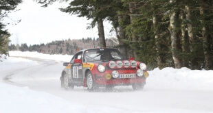 21st Rally Historique of Monte Carlo