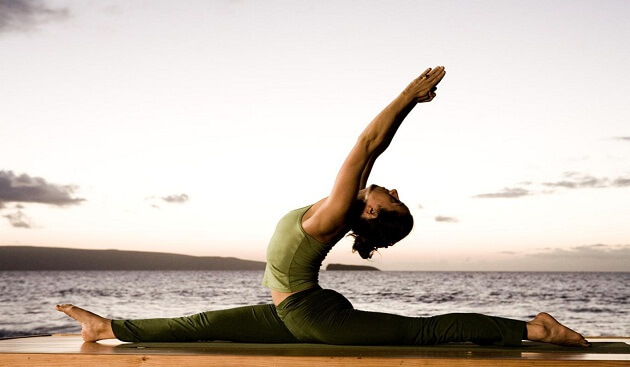 Photo of Sport in the City: yoga – a harmony of power and spirit