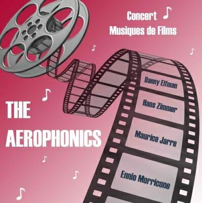 """""""The Aérophonics"""" ensemble"""
