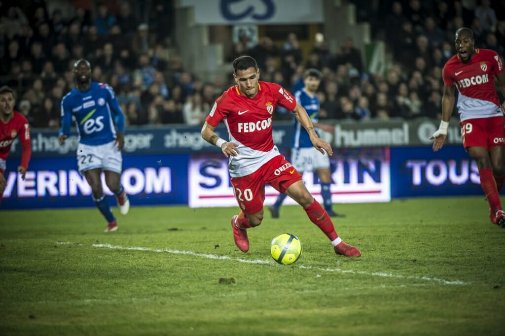 RC Strasbourg vs AS Monaco