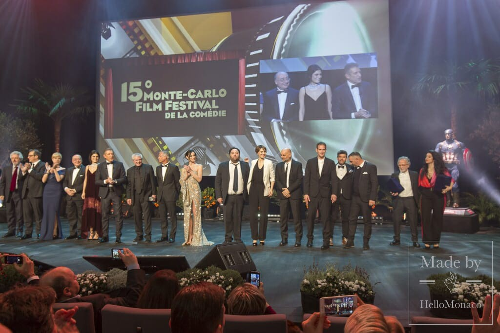Photo of Monte Carlo Film Festival: Coveted Awards and an Evening of Comedy With Ezio Greggio