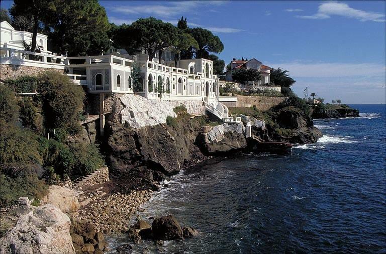Photo of La Colombe Villa Demolition: Cap d'Ail coastal Path will be Closed