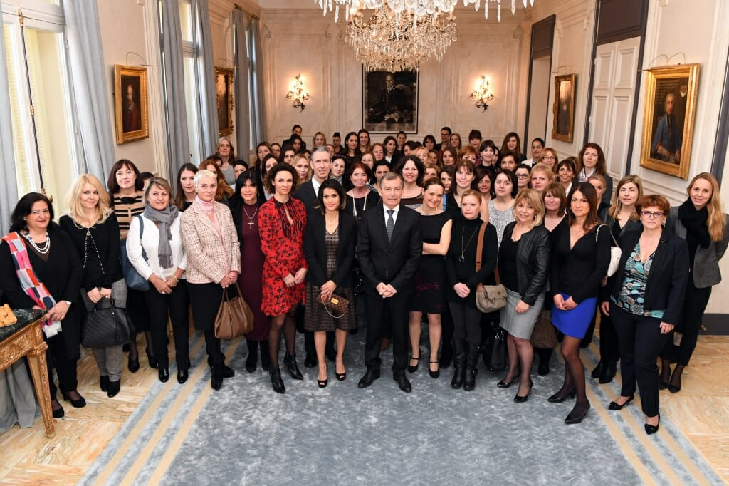 Photo of Monaco Pays Special Tribute to Women on International Women's Day