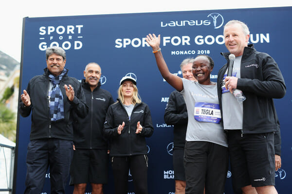 Laureus Sport For Good Run