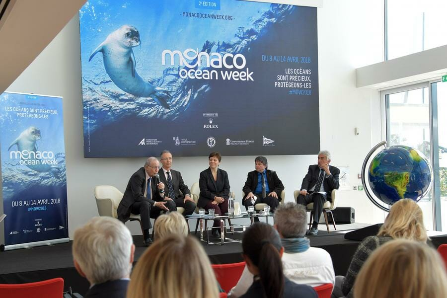 Photo of Monaco Ocean Week 2 – Launch Conference