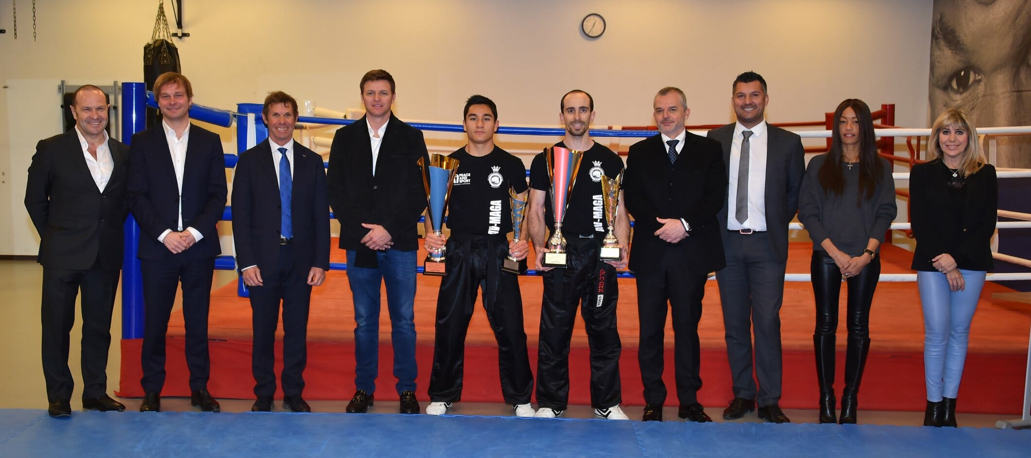 Photo of Monaco wins Krav-Maga French Championship