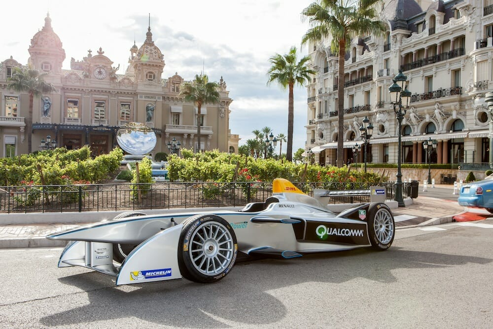Photo of Formula E will use Monaco's entire F1 Circuit