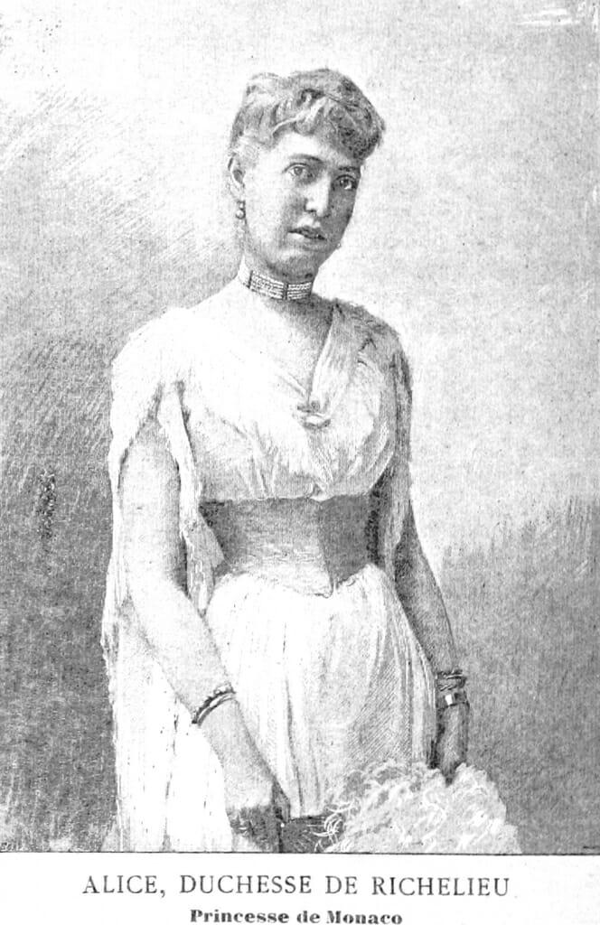 Princess Alice of Monaco