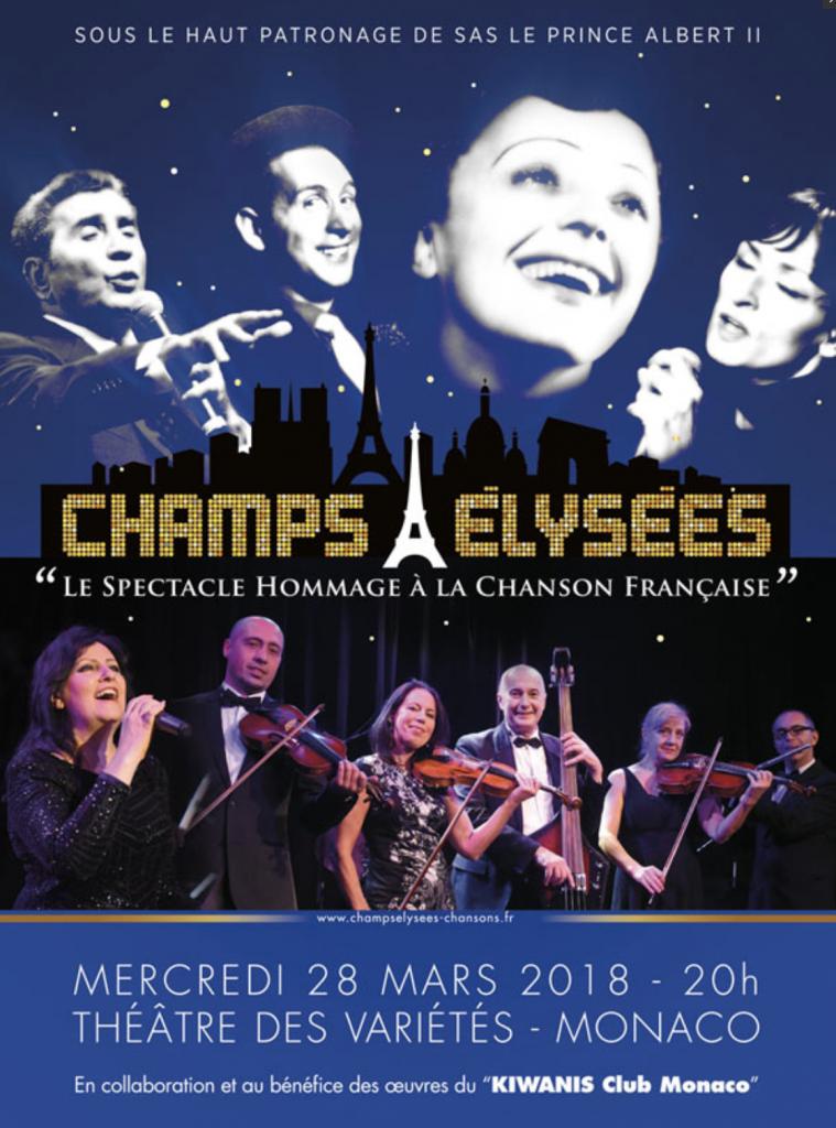 """Champs Elysées"""