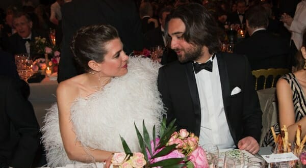 A Diamond Is Forever – Charlotte Casiraghi at Bal de La Rose