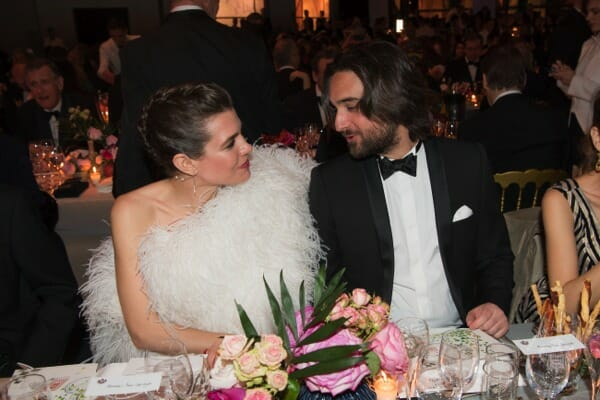 Photo of A Diamond Is Forever – Charlotte Casiraghi at Bal de La Rose