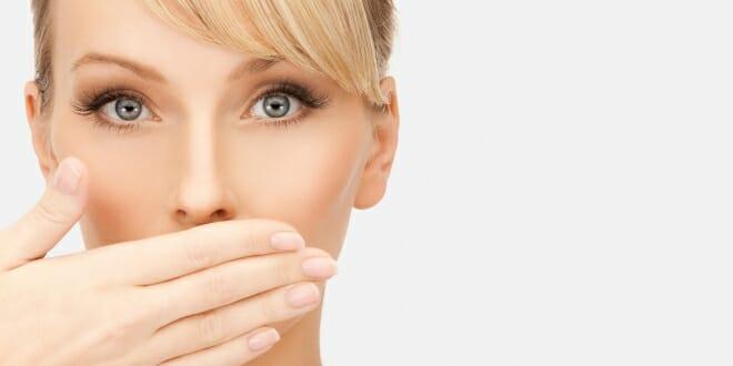 Будьте здоровы со Сьюзен Томассини: боремся с неприятным запахом изо рта