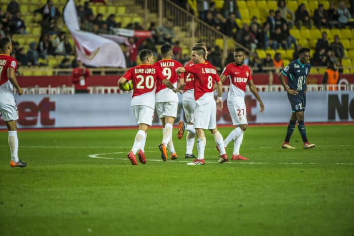 Photo of AS Monaco won against Lille 2-1