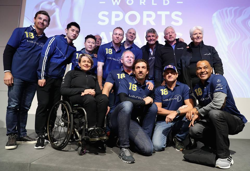 Laureus Sport for Good Project