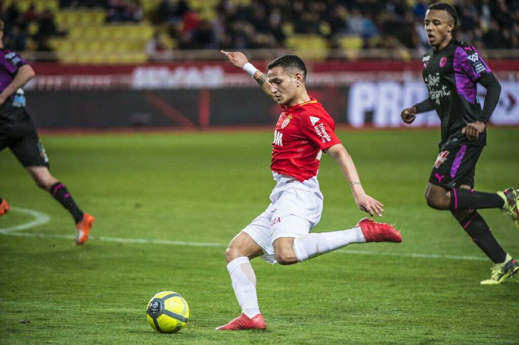 AS Monaco vs Girondins de Bordeaux
