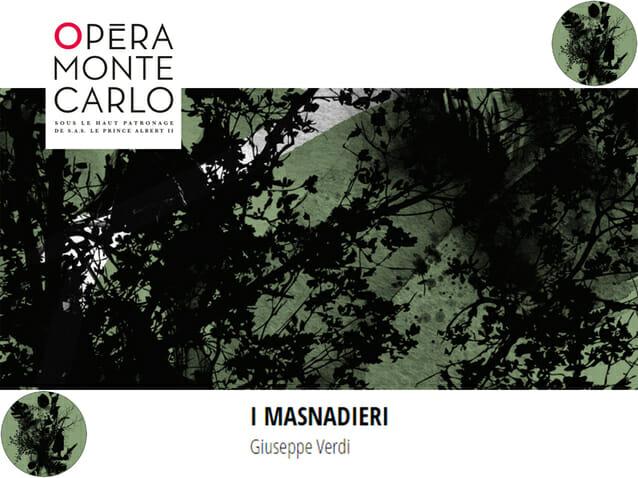 """I Masnadieri"" by Giuseppe Verdi"