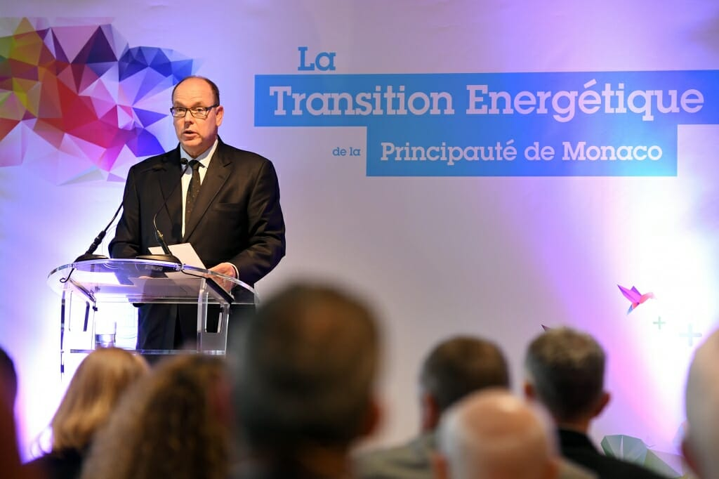 Speech of H.S.H. Prince Albert II of Monaco