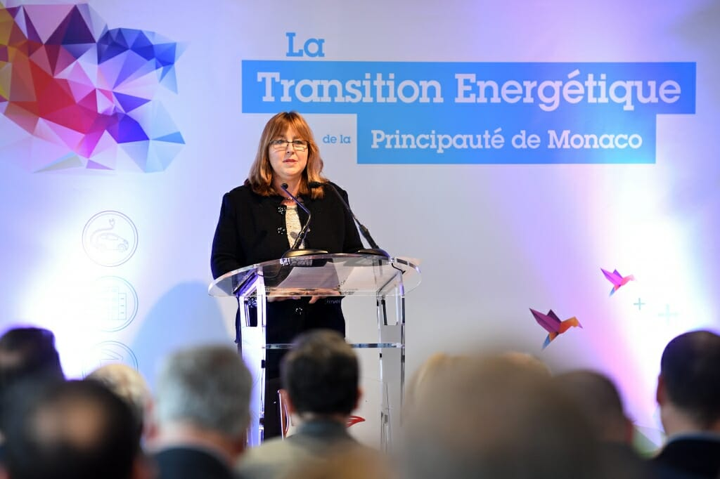 Speech of Marie-Pierre Gramaglia