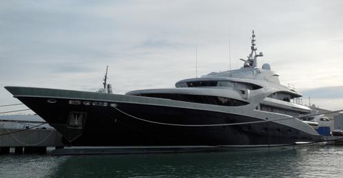 71-metre superyacht Victoria