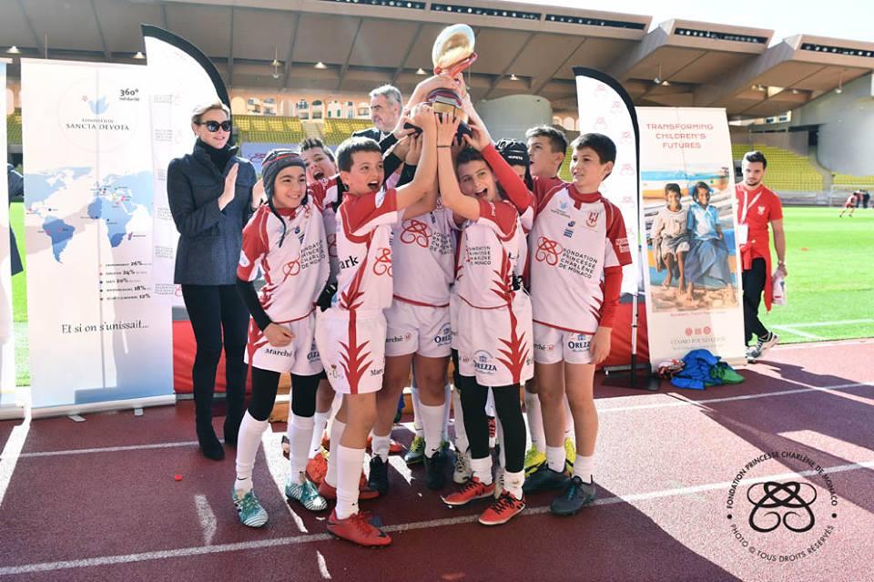 Sainte-Devote Rugby Tournament