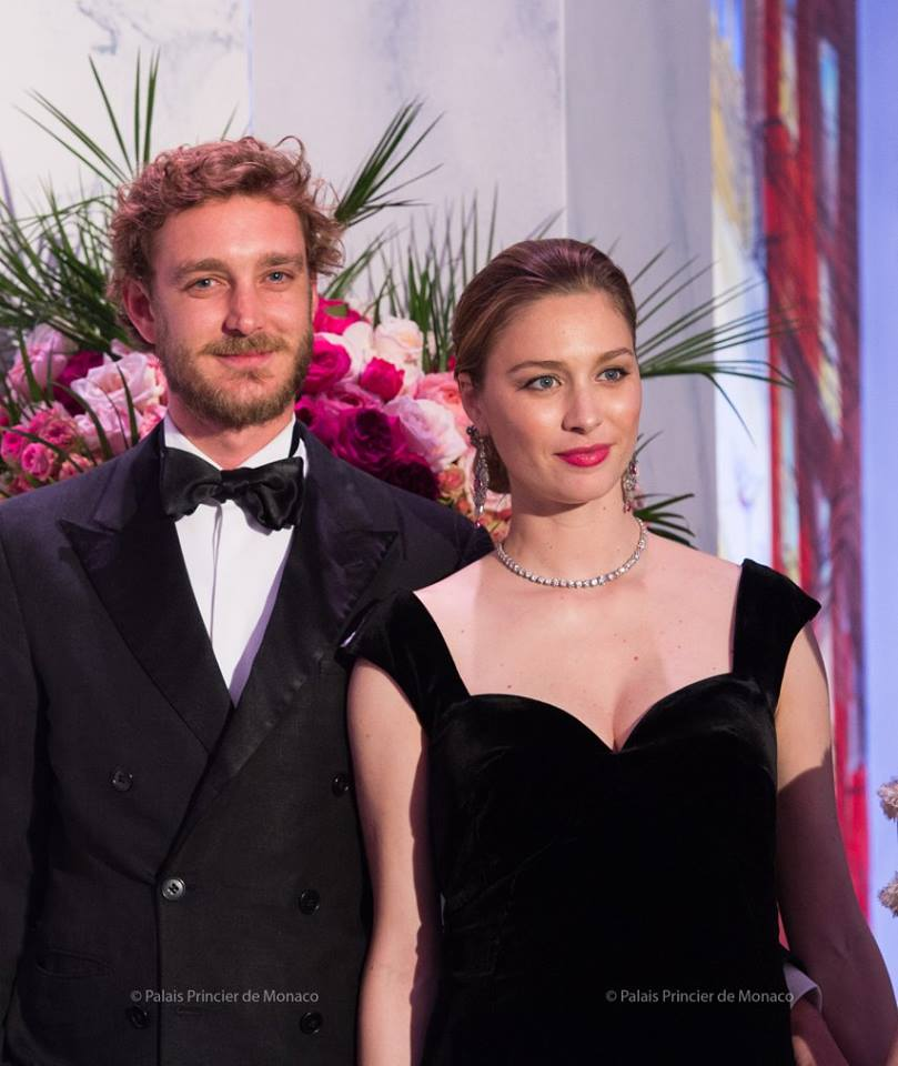Beatrice Borromeo and Pierre Casiraghi