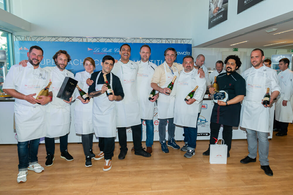 9th Annual Chef Competition Award Ceremony
