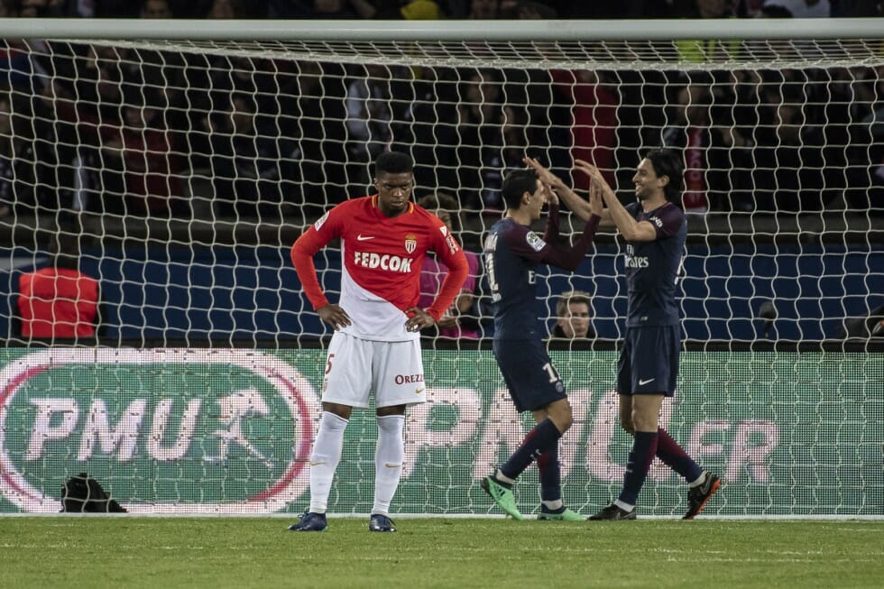 AS Monaco vs PSG