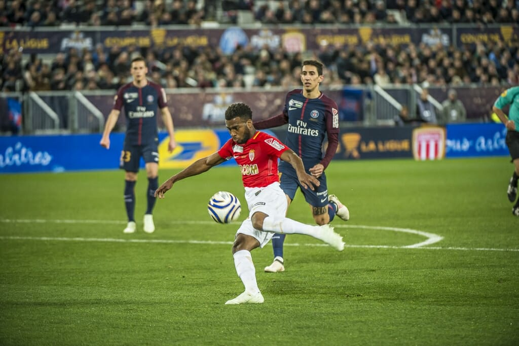 PSG vs AS Monaco