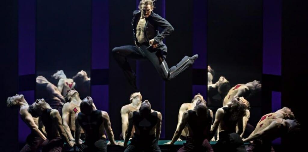 Boris Eifman Ballet «Tchaikovsky. PRO et CONTRA»