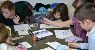 MASC - мастер-классы для детей во время каникул