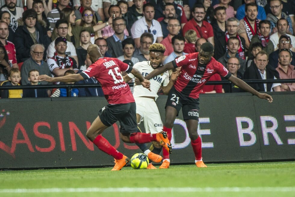AS Monaco vs Guingamp