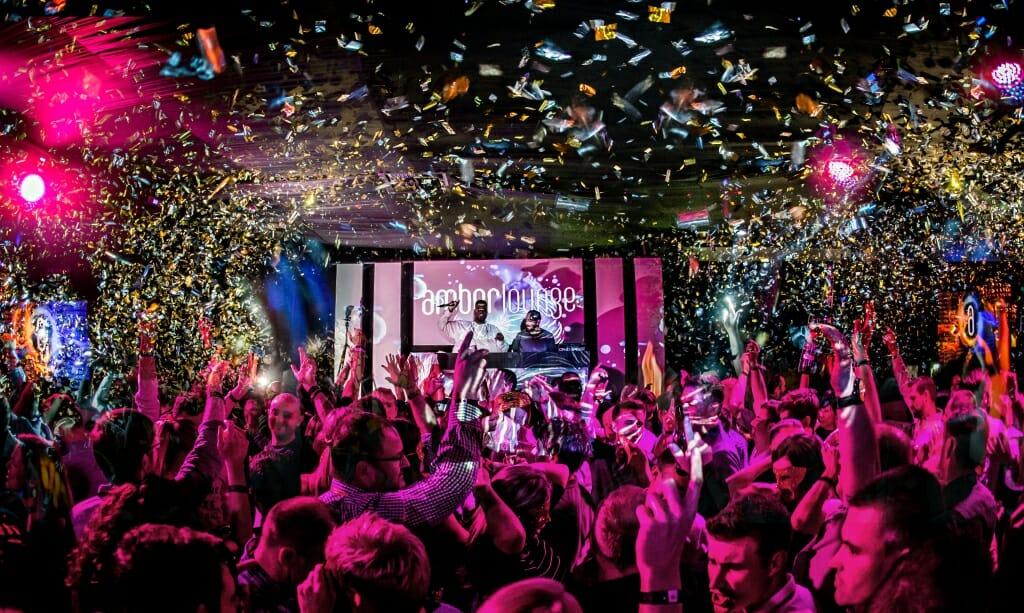 Photo of Amber Lounge Monaco 2018 – 15th year celebrations