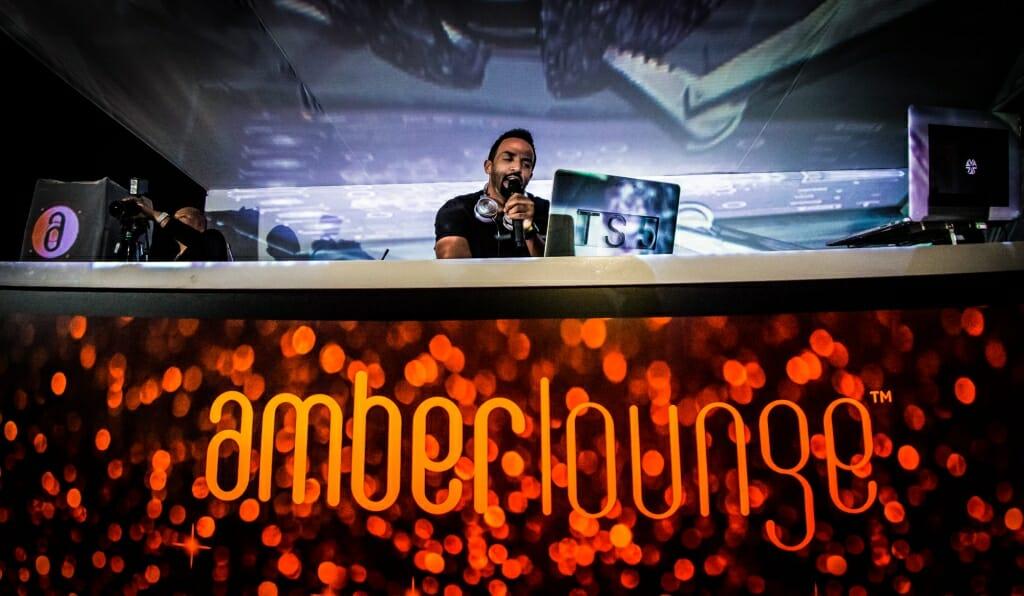 Amber Lounge Monaco celebrity guest Craig David
