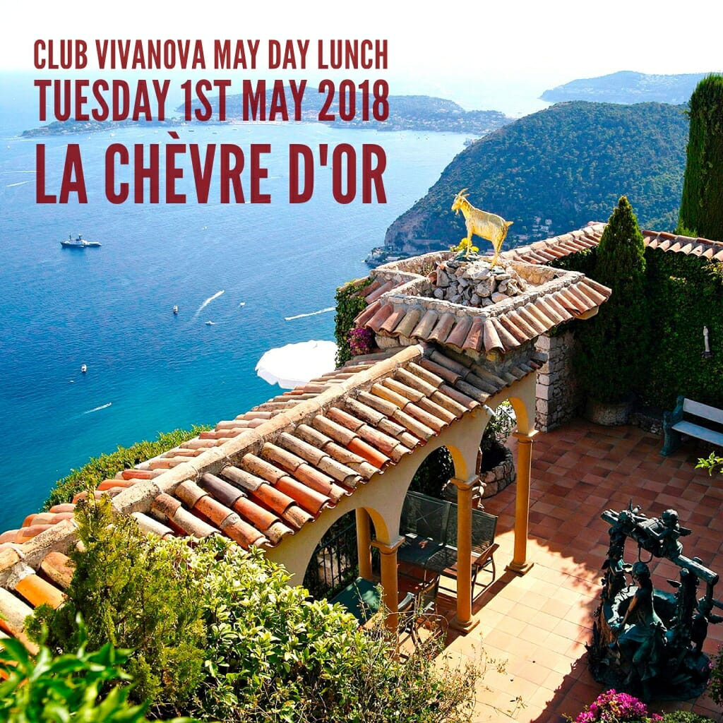 May Day Gourmet Wine Lunch