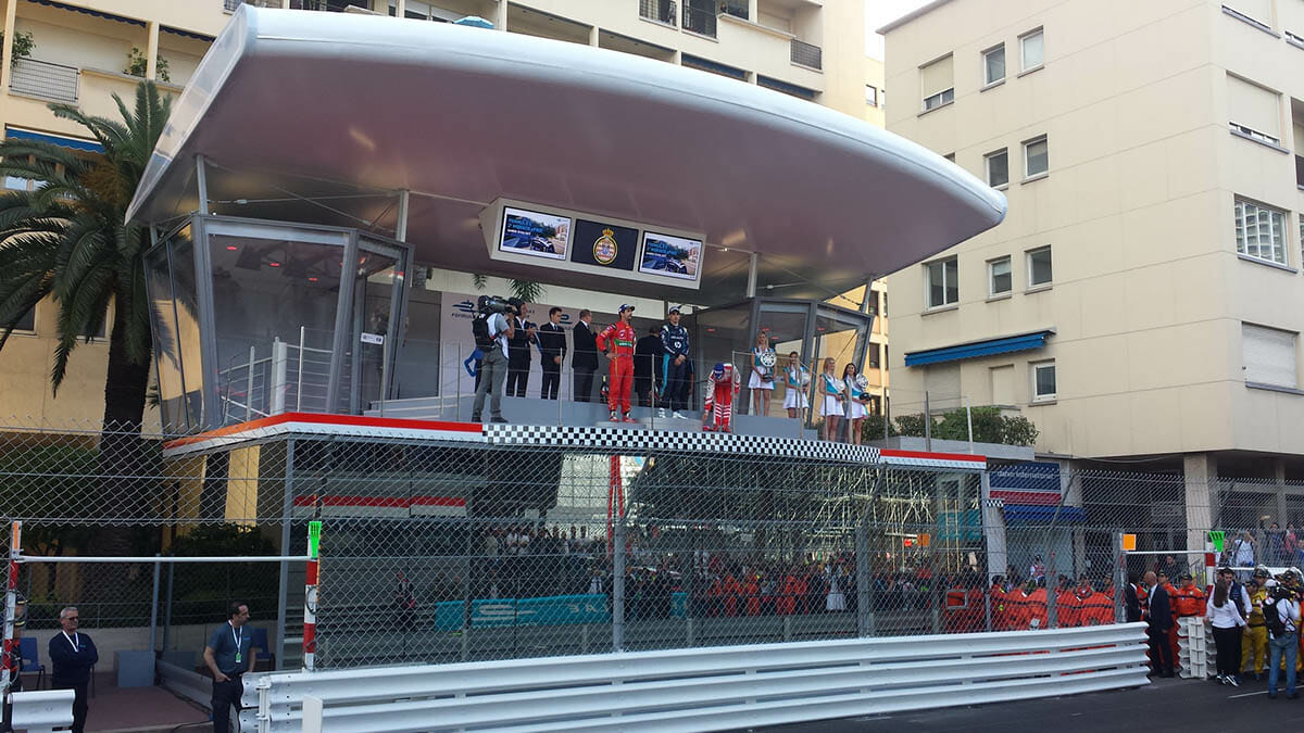 Photo of Monaco Grand Prix 2018 Bursts into Song with Monaco's National Anthem