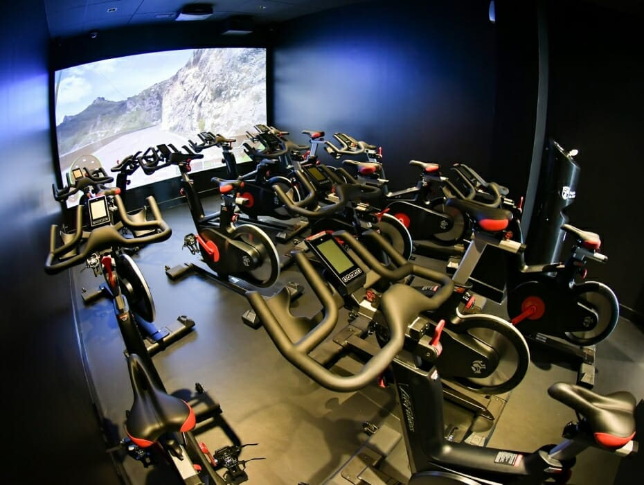 Photo of Inauguration of the new Hercule Fitness Club Municipal Gym and other Monaco news