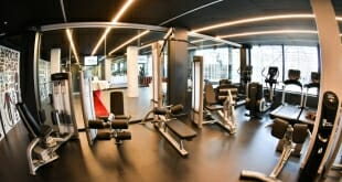 Hercule Fitness Club Municipal gym