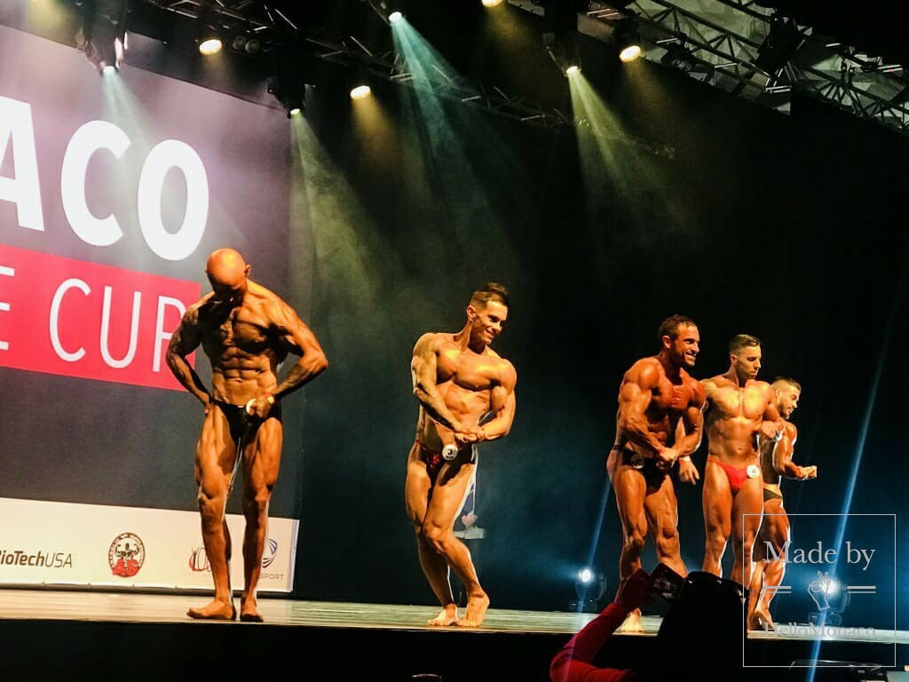 Monaco Bodybuilding and Fitness Championship (Prestige IFBB Cup)