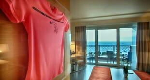 Rafael Nadal's suite