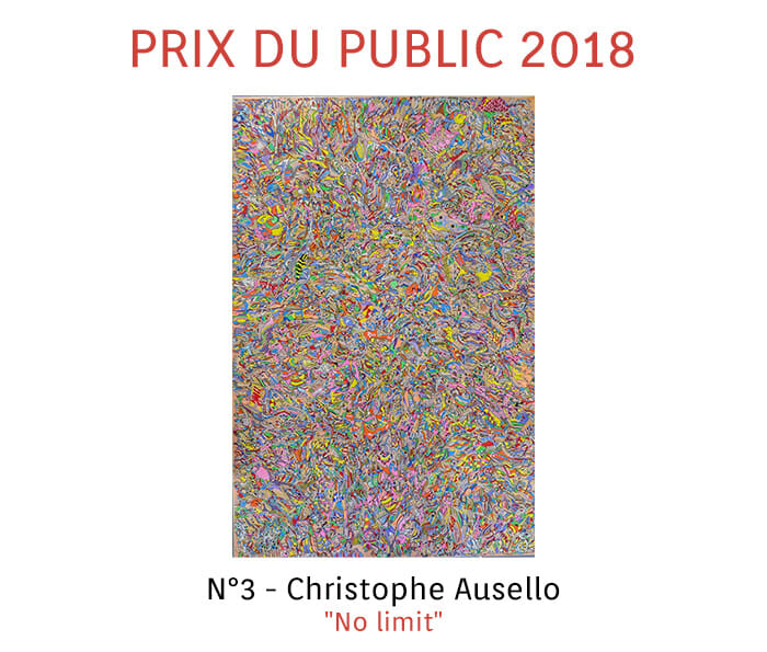 People's Choice Award Christophe Ausello