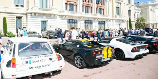 "Photo of Super-Car Heaven In Monaco For The Majority – For Offenders ""The Pound"""