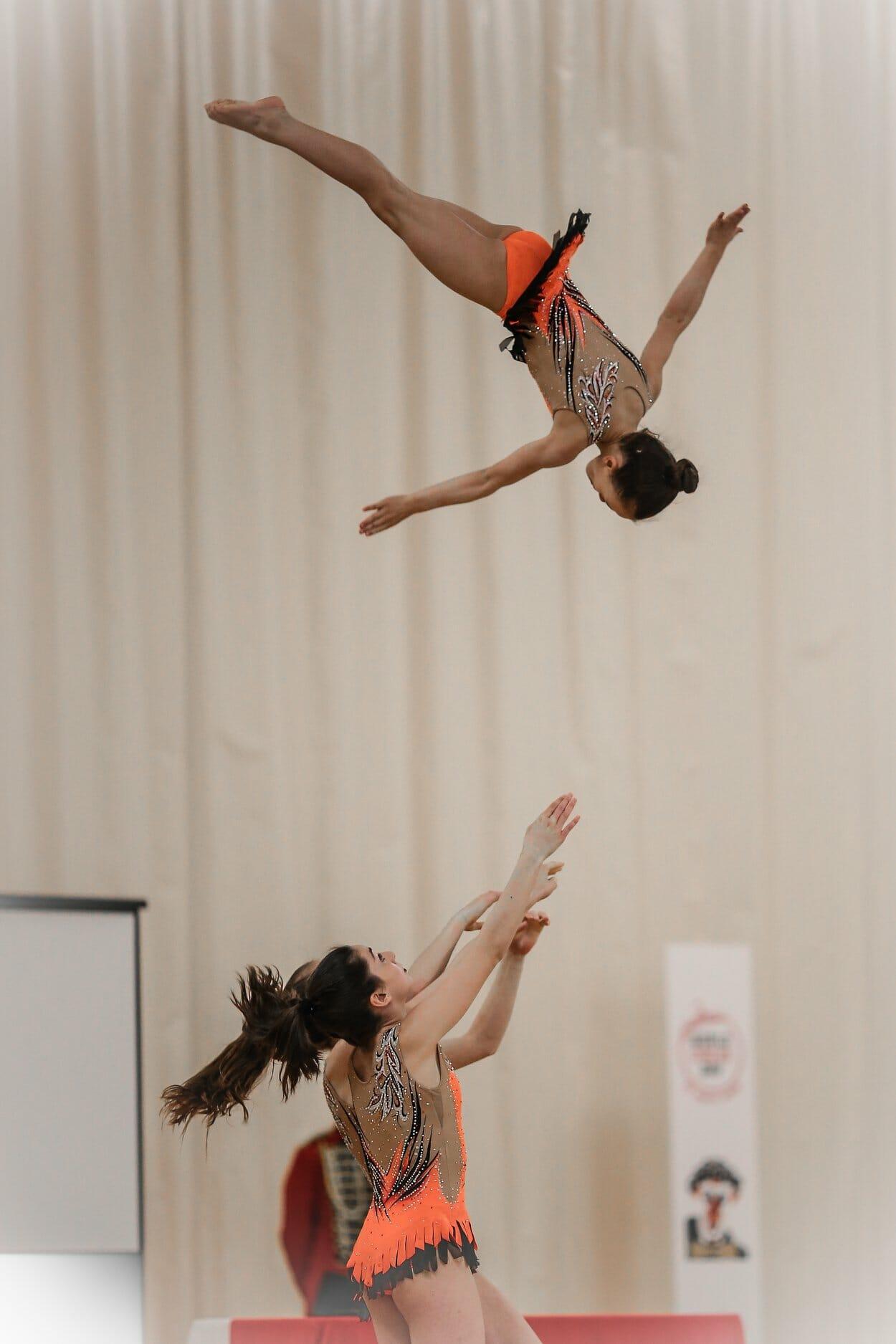 World Circus day in Monaco