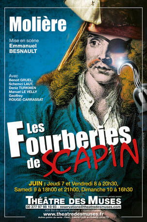 """Scapin the Schemer"""