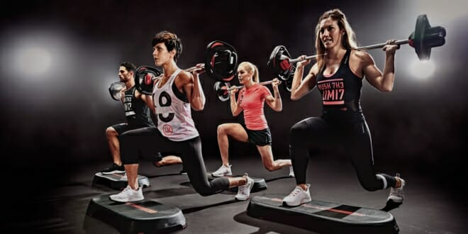 LES MILLS BODYCOMBAT 64 XERCISE4LESS WIGAN - YouTube