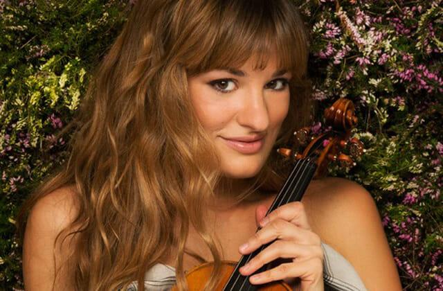 Nicola Benedetti, violin