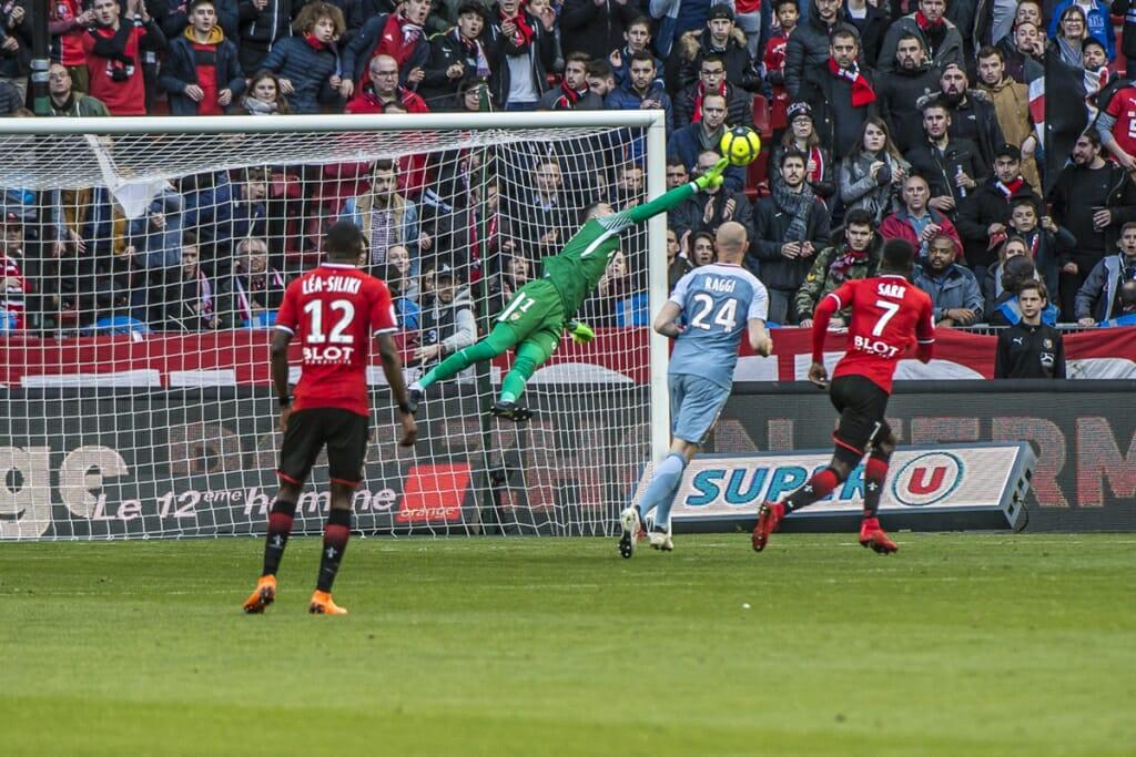 Rennes vs AS Monaco